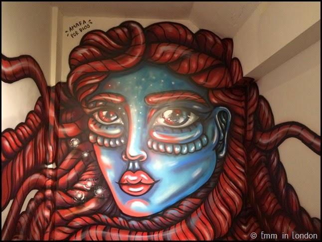 Amara Por Dios at Lollipop Gallery