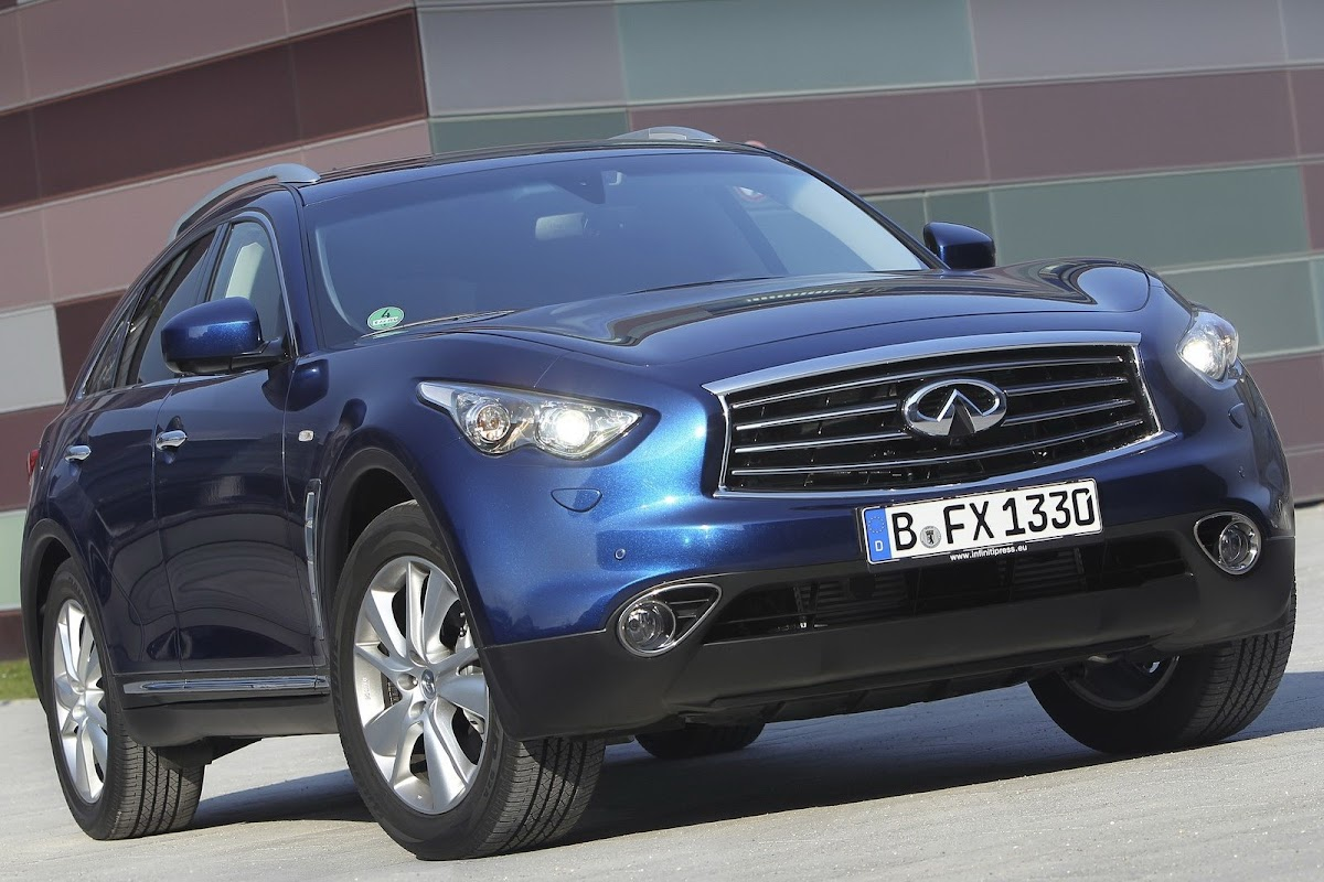 Next infiniti fx the qx70 will keep radical styling place more infiniti fx qx70 2 vanachro Image collections