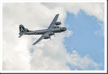 "B-29 ""SUPERFORTRESS"" Fifi"