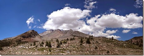 1 pan top of Mt. Shasta drive 1 lighter for blog