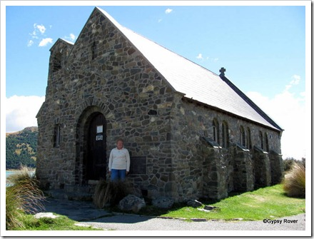 Church of the Good Shepherd, Tekapo.
