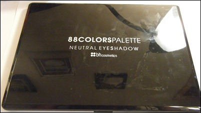 BH Cosmetics 88 Neutral Palette
