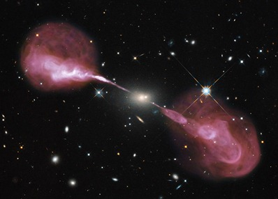 radiogaláxia Hercules A