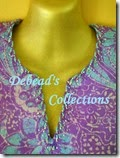 Jahitan manik Debeads Collection
