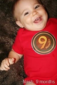 Nash 9 months