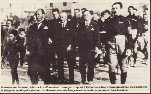 Mussolini E farinacci