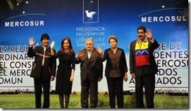 XV Cimeira do Mercosul exige explicações e desculpas públicas. Jul.2013