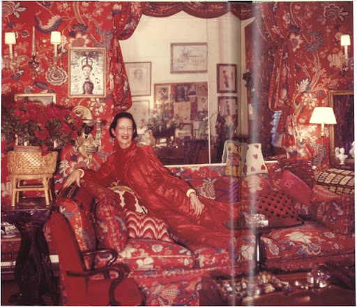 Vreeland referred to this room as her