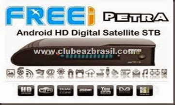 FREEI PETRA HD IPTV ANDROID 2