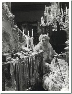 NPG x14113, Martita Hunt as Miss Havisham in 'Great Expectations'