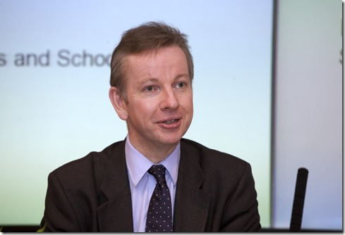 Michael Gove on StMikesOpen4All