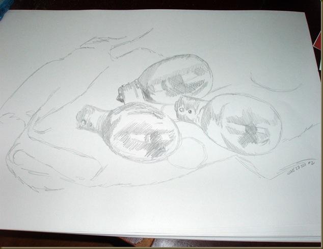 100 drawings drawing two_picnik