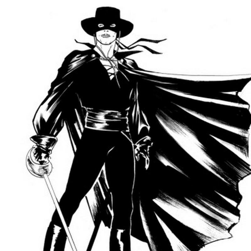 Zorro está chegando na Política Embuense…