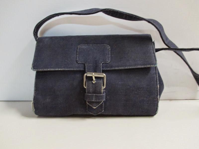 Givenchy Vintage Denim Handbag