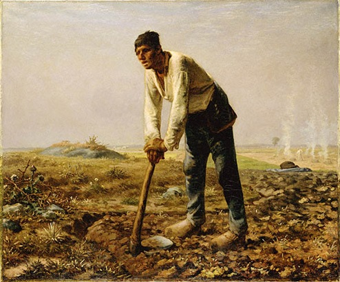 Man-with-a-Hoe-1860-1862