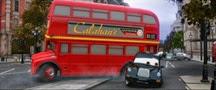 87 l'autobus à impérial et Chauncy Fares