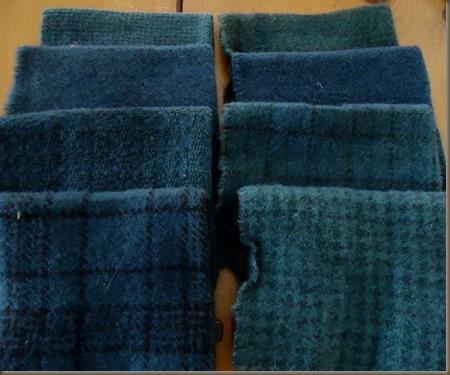 blue wools