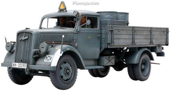 Camiones RC German 3Ton 4x2 Cargo Trk 2