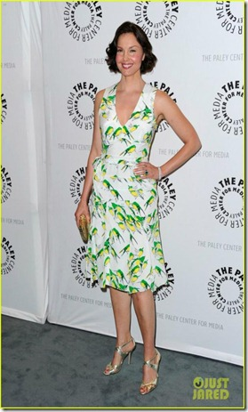 Ashley Judd in Alexandre Birman ShoesNBooze