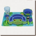 Amazon : Buy Melissa & Doug Scootin Turtle Mealtime Set at Rs.659 only