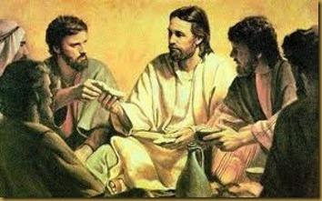 ULTIMA CENA CON APOSTOLES