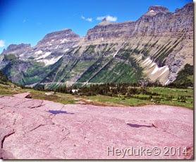 Hidden Lake and Highline Trails 020