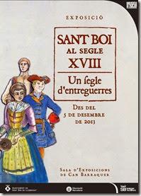 2013-12 Sant Boi al segle XVIII