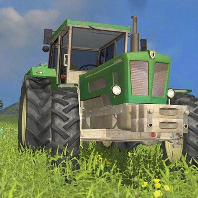 Farming simulator 2013 - Schlüter Super 1050V Green v 2.0 MR