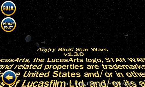 Free Download Angry Birds Star Wars HD v1.3.0 Android Game