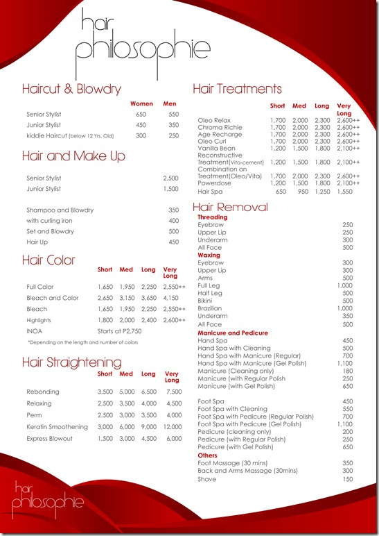 Say Tioco (Lifestyle and Beauty): Hair Coloring Treatment at Hair ...