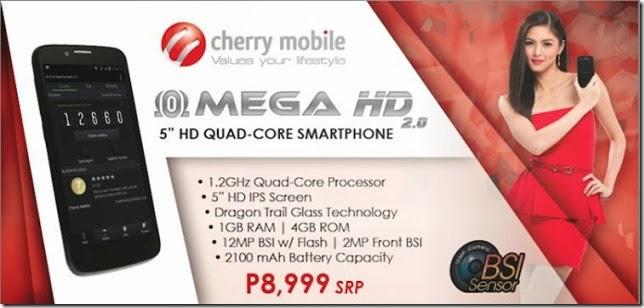 CM Omega HD 2.0