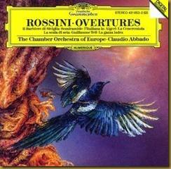 Rossini Oberturas Abbado COE