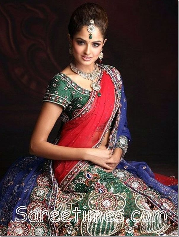 Asmita_Sood_Bridal_Saree
