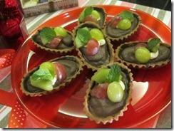 Chocolate Ganache Pie Kue Special