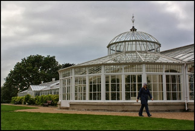 Chiswick House - The Conservatory