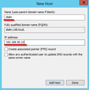 DNS-A-record