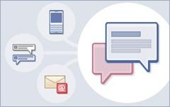 Facebook Send Email
