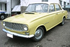 Vauxhall 1961 Victor FB