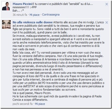 mauro Piccini 13 ottobre 2010