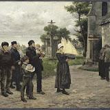 L'Ex-Voto - Huile sur toile du peintre Ulysse Butin (1880) - Palais des Beaux-Arts de Lille (Nord).jpg