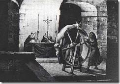 church torture scene
