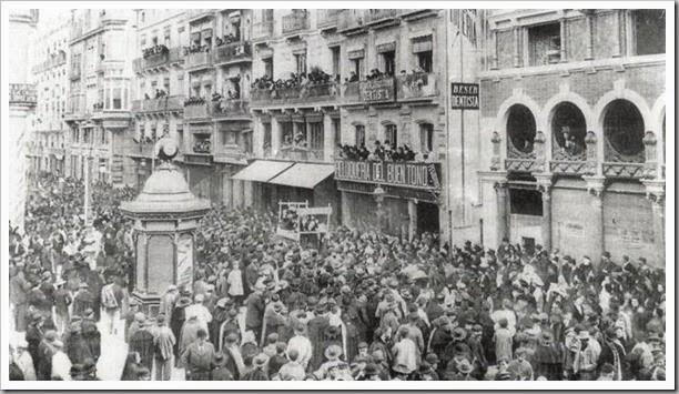 1900 el kiosco calle la paz