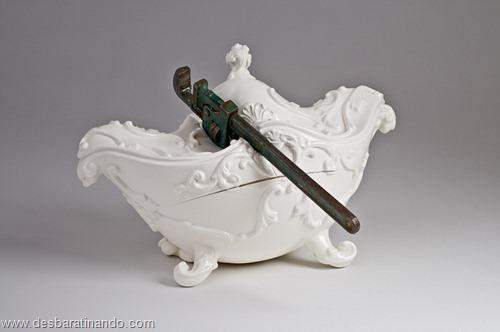 peças de porcelana quebradas maleaveis desbaratinando  (6)