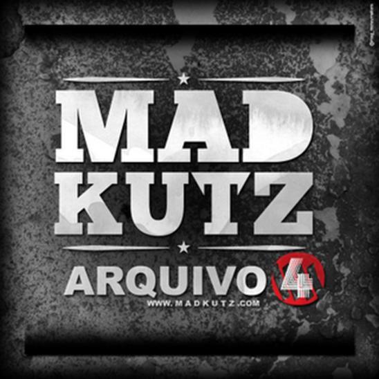 Madkutz - Arquivo V4 - Capa