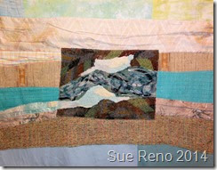 Sue Reno, Ice Jam, Work In Progress, Image 2