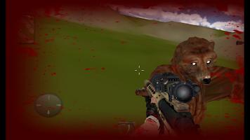 Screenshot of Sniper Hunting - 4x4 Off Road