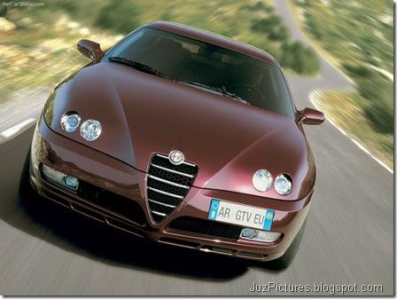 Alfa Romeo GTV (2003)4