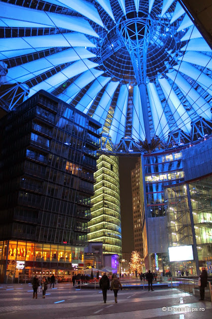 Potsdammer Platz Berlin