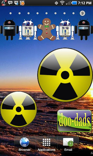 Radiation 2 doo-dad