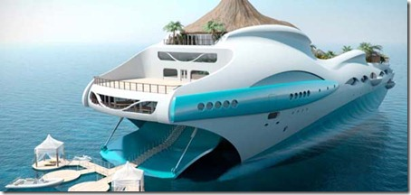 Tropical Island Yacht2
